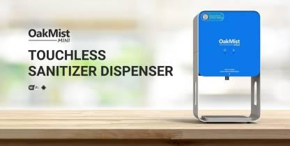 Touchless Sanitizer Dispenser- OakMist Mini