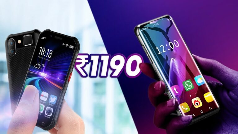 5 COOLEST SMARTPHONES AVAILABLE ON AMAZON