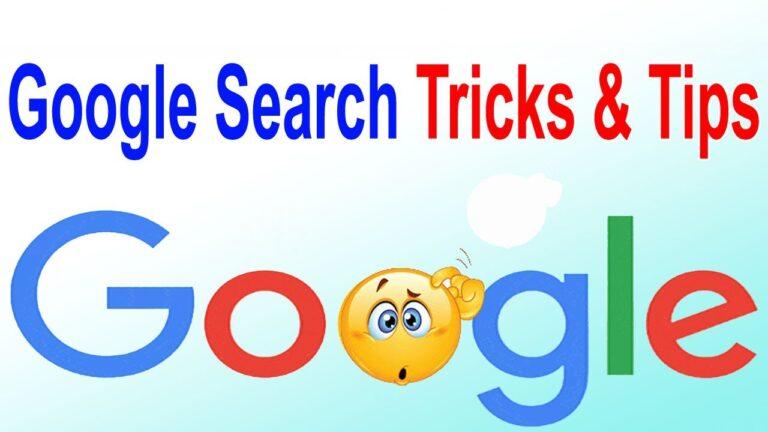 10 Advanced Google Search Tips Tricks