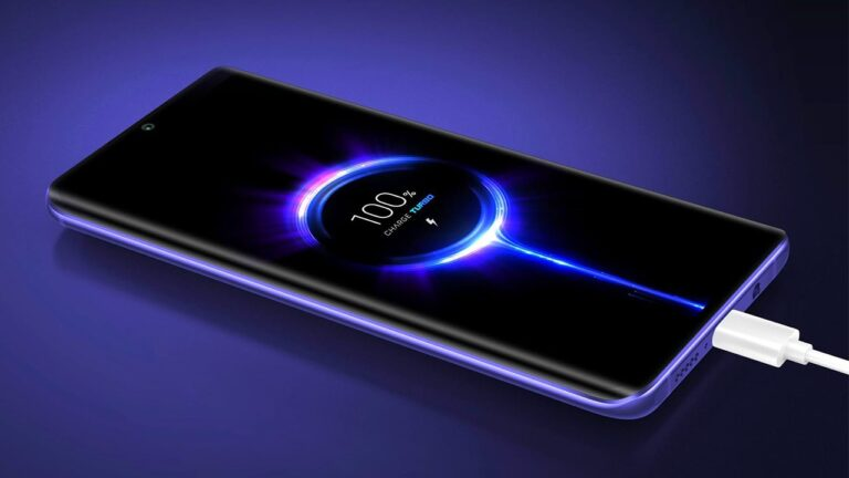 Xiaomi New Hyper Charge Fast Charging Technology